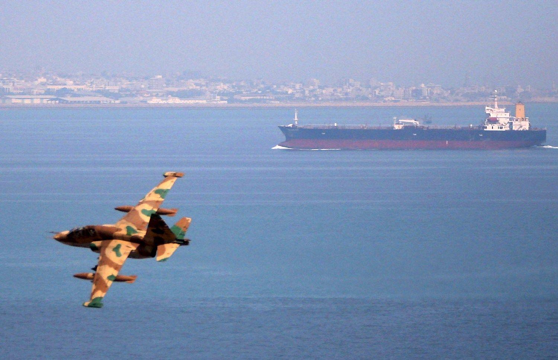 Europai – 0,3 mln. barelių Irano naftos per dieną