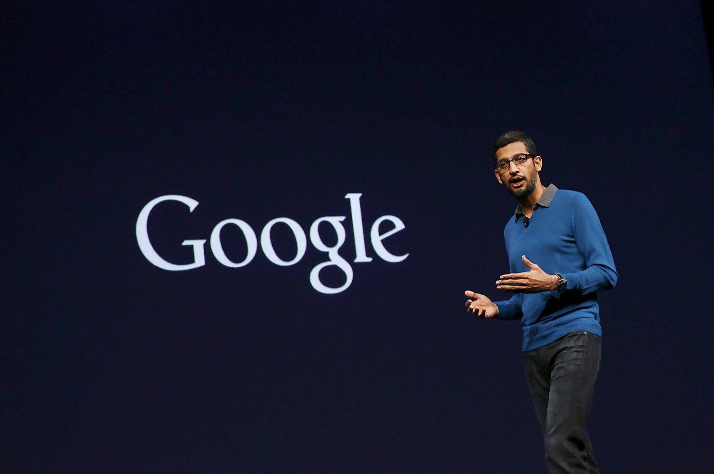 �Google� vadovo atlyginimas � did�iausias JAV
