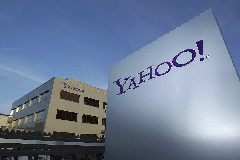 �Verizon� svarsto �sigyti �Yahoo�