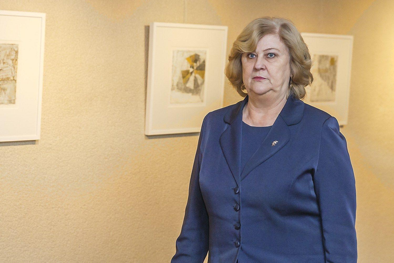 Premjeras teikia prezidentei Šalaševičiūtės atsistatydinimą