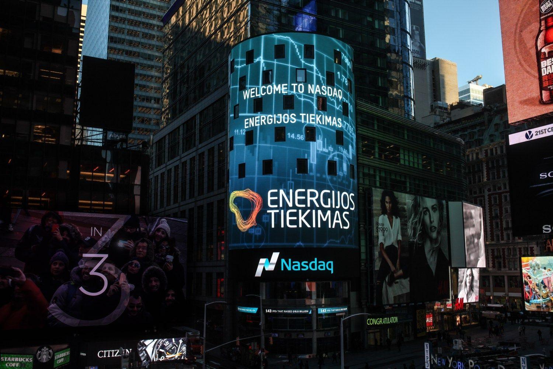 �Energijos tiekimo� patirtis �Nasdaq�: nevaldantiems rizikos gresia bankrotas