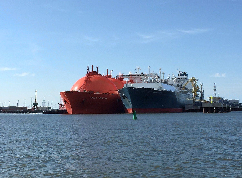 """Lietuva iš """"Statoil"""" pirks daugiau dujų nei iš """"Gazprom"""""""