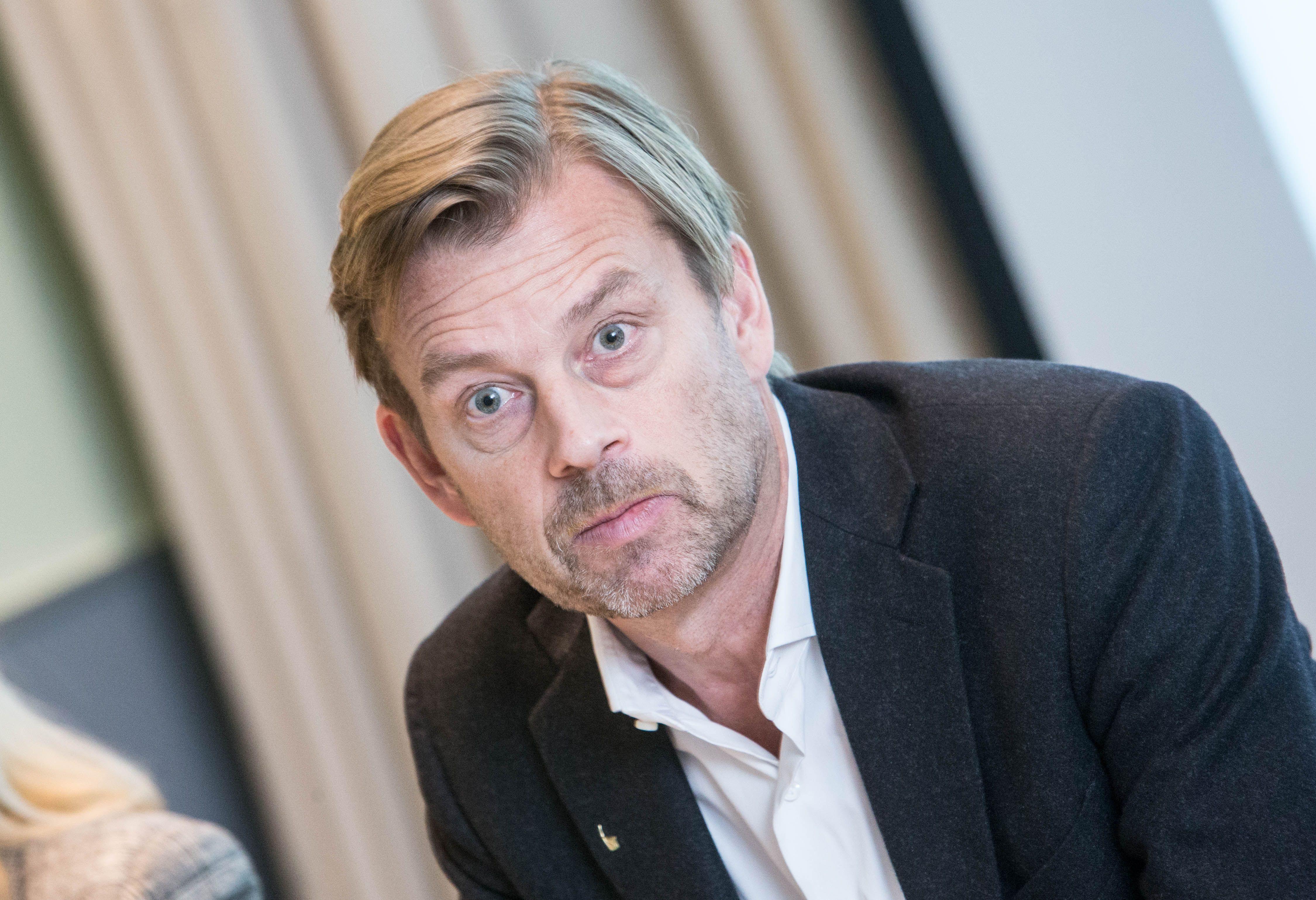 �Swedbank� atleido Wolf�, nori kitokios lyderyst�s