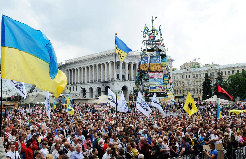 Ukrainos �e��lin� valstyb� � tarsi nusikalt�li� susivienijimas