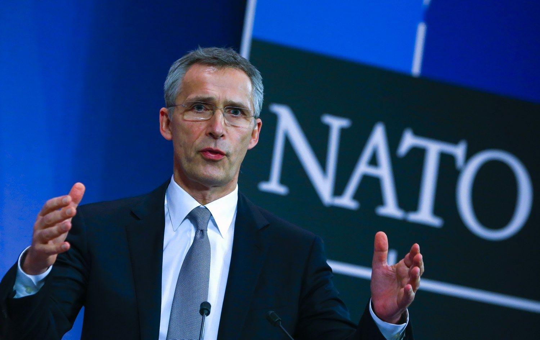 NATO didina saugum� Ryt� Europoje: veiks tarptautin�s paj�gos