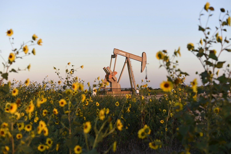 Paskutiniai naftos atod�siai