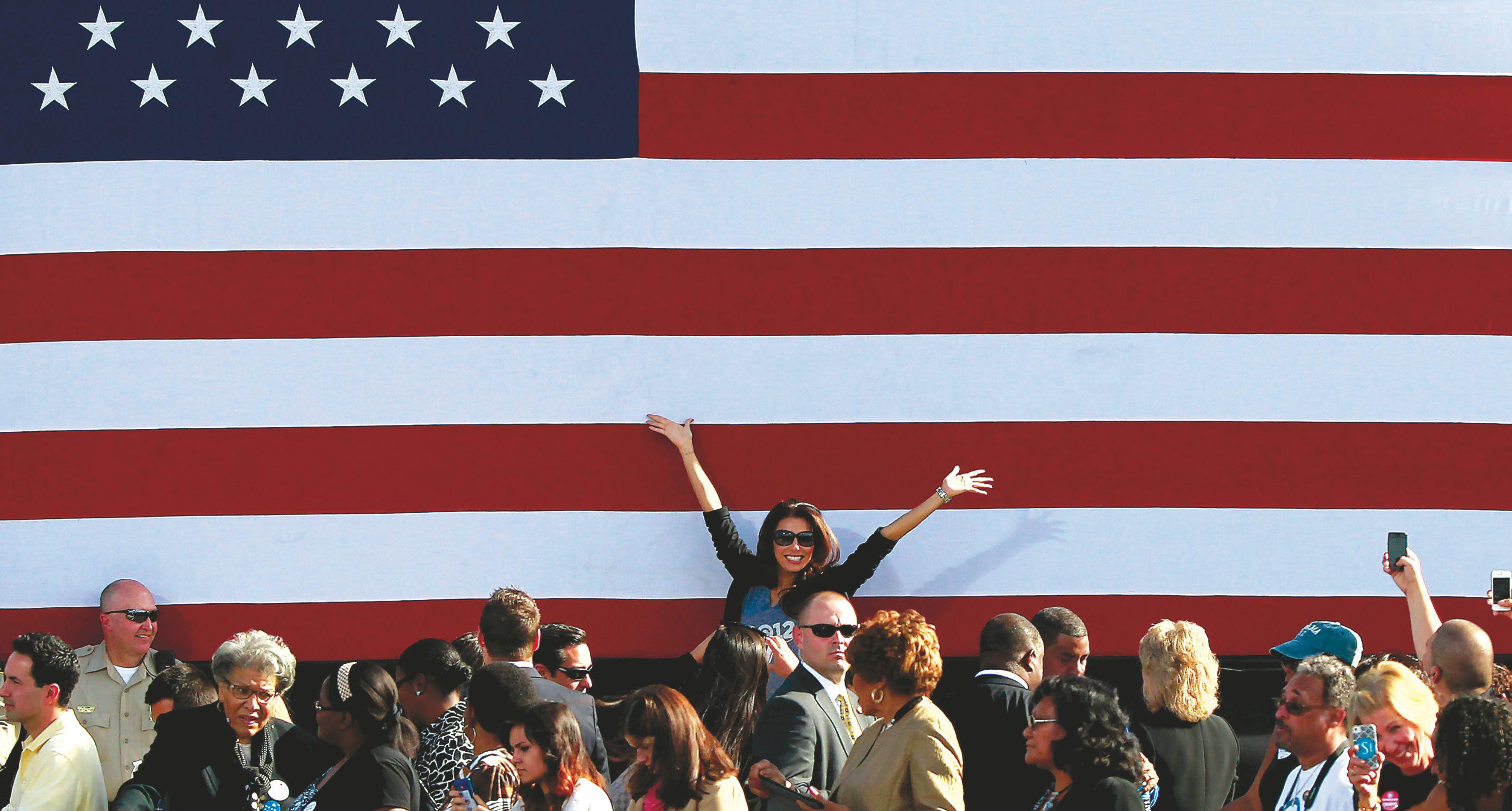 JAV �kio rodikliai: vieni kelia nerim�, kiti � puik�s