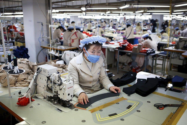 Šiaurės Korėja keršija – konfiksuoja Pietų Korėjos verslo turtą