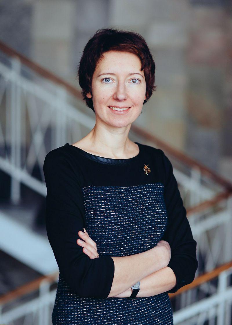 Jūratė Šovienė, Konkurencijos tarybos pirmininko pavaduotoja. Įstaigos nuotr.