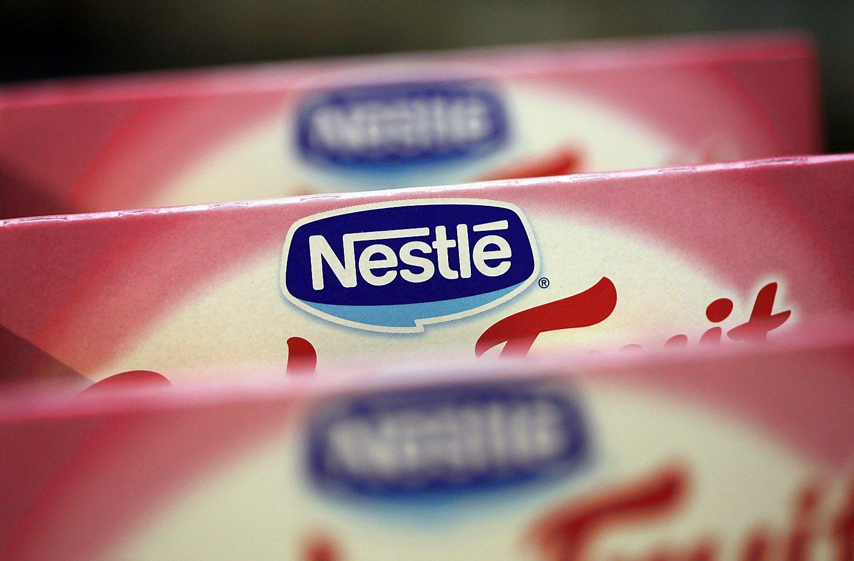 �Nestle� seka paskui �Adidas�: irgi nerems lengvosios atletikos