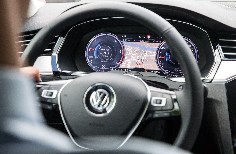 Populiariausi � �Volkswagen�, o meil� dyzelinui nebl�sta