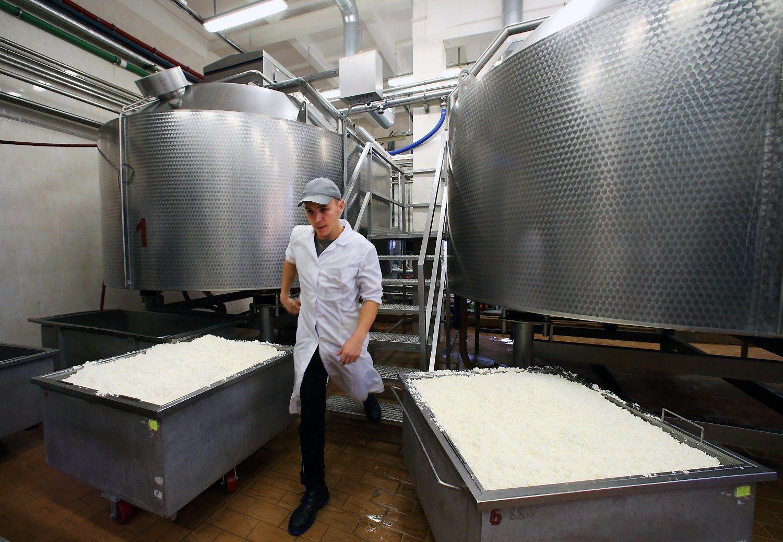Pienas brangs, bet kantryb�s �kininkams dar prireiks
