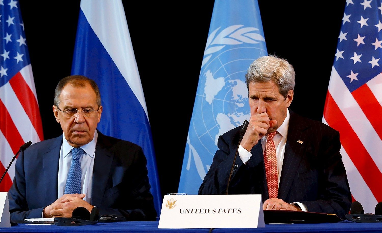 JAV ir Rusija susitar� per savait� nutraukti ugn� Sirijoje