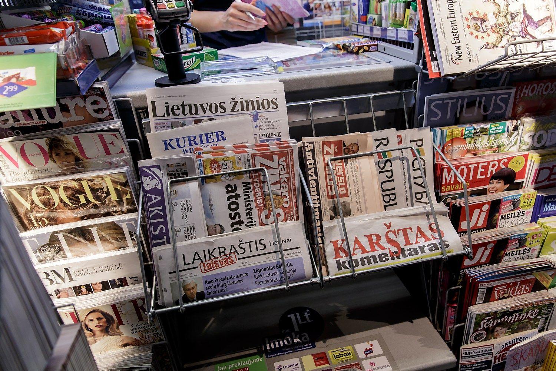 Kodėl darbuotojus verta pratinti skaityti naujienas