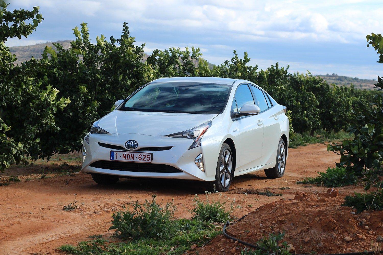 V� bando �Toyota Prius�: i�vaizda vilko, b�das � �riuko