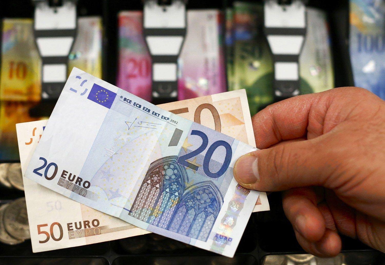 Vyriausybė pasiskolino dar 30 mln. Eur
