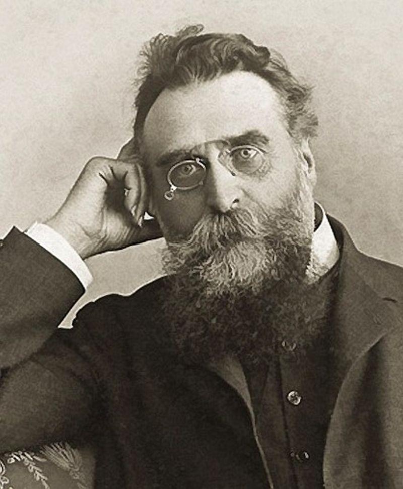 """Pasiturinčių ūkininkų šeimoje gimęs Jonas Basanavičius turėjo verslininko gyslelę. """"Wikimedia Commons"""" nuotr."""