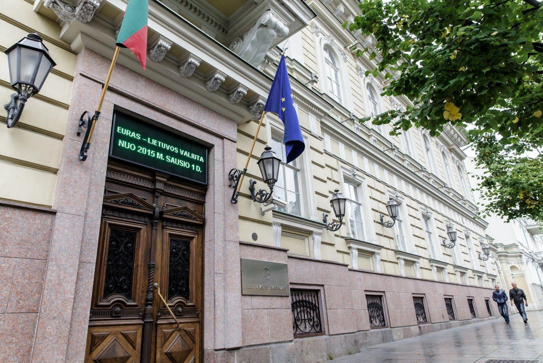 TOP cv.lt: Lietuvos bankas ie�ko padalinio vadovo