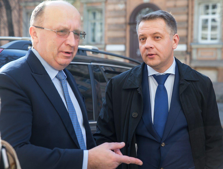 Opozicija kviečia Butkevičių ir Graužinienę pasiaiškinti