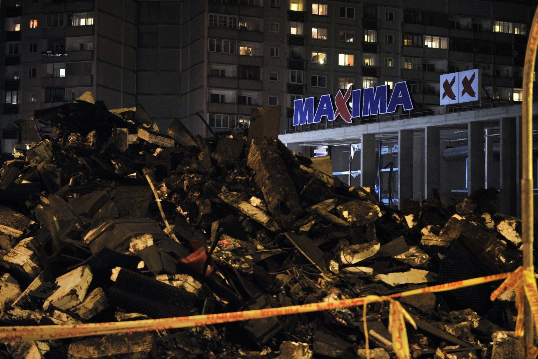 �Maxima Latvija� skund�ia teismo sprendim� d�l stogo gri�ties