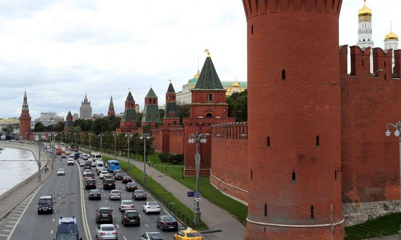 Dėl suprastėjusios verslo aplinkos Rusijoje didesnė dalis investicijų nusėda Lietuvoje.  Algimanto Barzdžiaus nuotr.