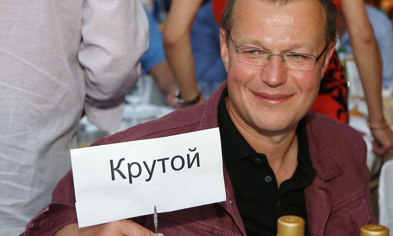 Jurijus Šefleris. Valerijaus Levitino (RIA Novosti / Scanpix) nuotr.