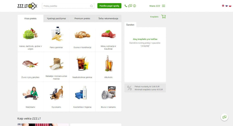 """Maisto e. prekybos rinkoje kirba konkurentė """"Barborai"""""""