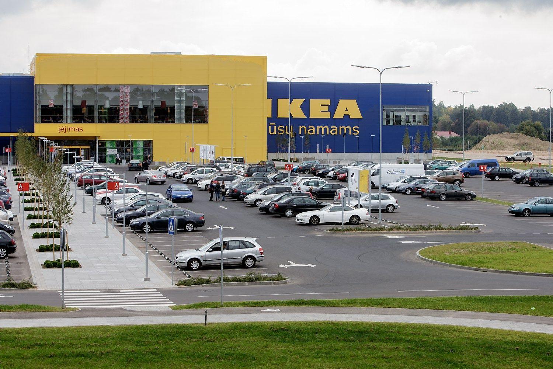 Kiek pajam� lietuviams sugeneravo IKEA