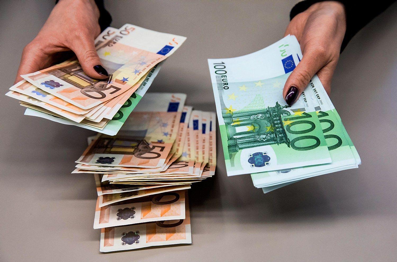 VMI susidom�jo sandoriais prie� euro �vedim�: akiratyje beveik 6.000 gyventoj�