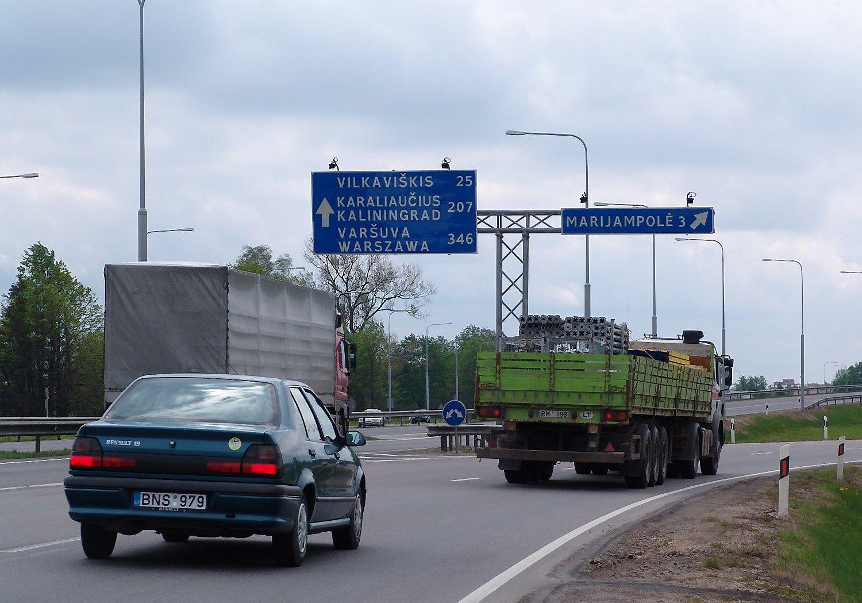 �Kauno keliai� ir �Latvijas tilti� naujo rekonstrukcijos konkurso negaus