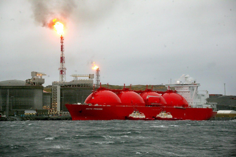 """""""Statoil"""" efektas: dujos vartotojams pinga"""