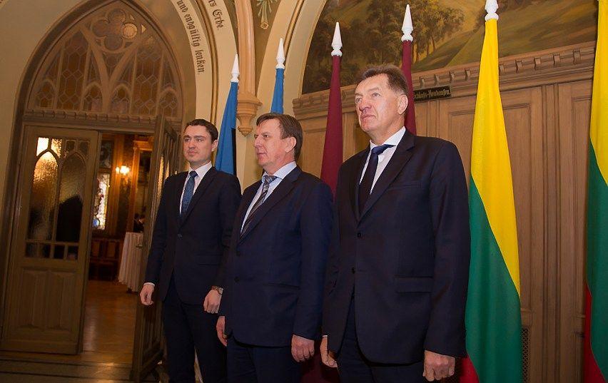 Baltijos premjerai: Astravo atominė – grėsmė Europai