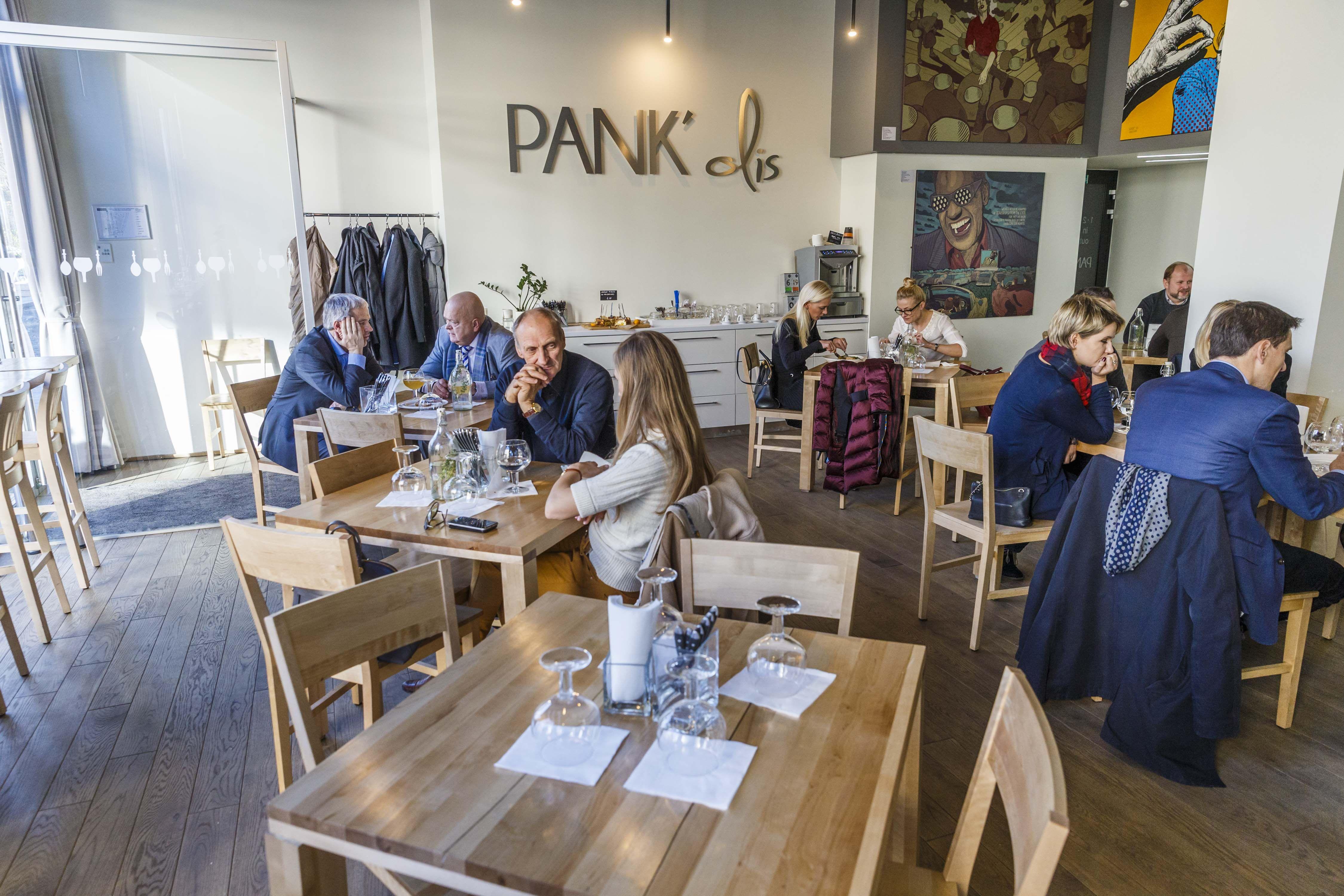 Restoranų verslas: pasinaudojo euru ir perkamąja galia