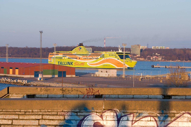�Tallink Grupp� grynasis pelnas i�augo dvigubai