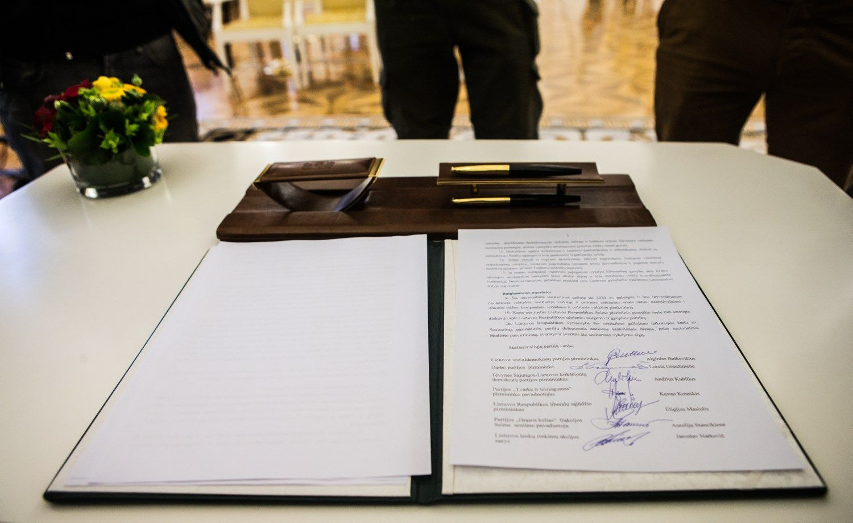 Efektyvi akcinink� sutartis: k� b�tina aptarti