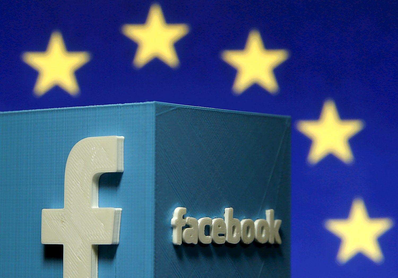 �Facebook� apsidraud�ia: JK sumok�s milijonus mokes�i�