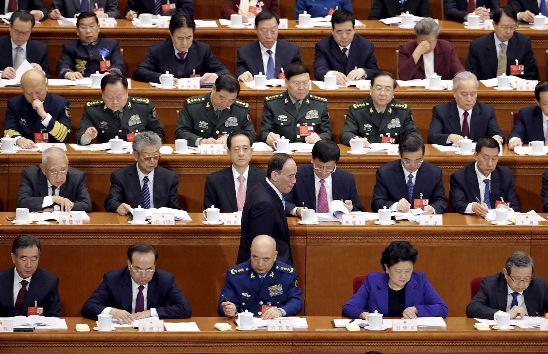 Šeštadienį Pekine prasidėjo HYPERLINK