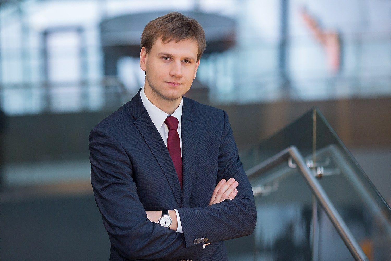 �uminas tapo �Swedbank� Asmenin�s bankininkyst�s departamento vadovu