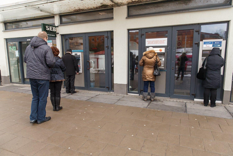 Šią savaitę: Seimo sesija, bankų rezultatai, ES vadovai apie pabėgėlius