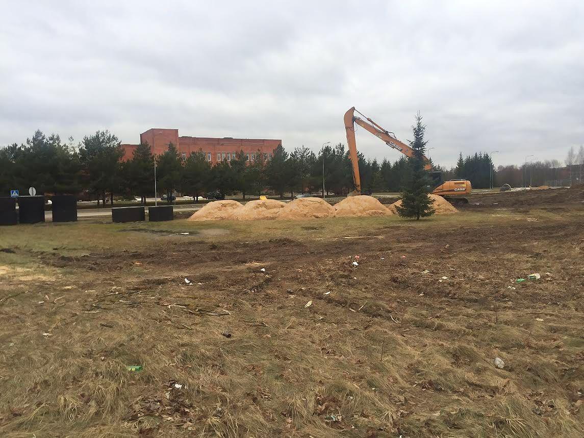 �Dominari� gamyklos statybos Kupi�kyje:�netrukus � estafet� investuotojams