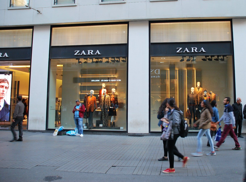 �Inditex� peln� pernai augino �Zara�