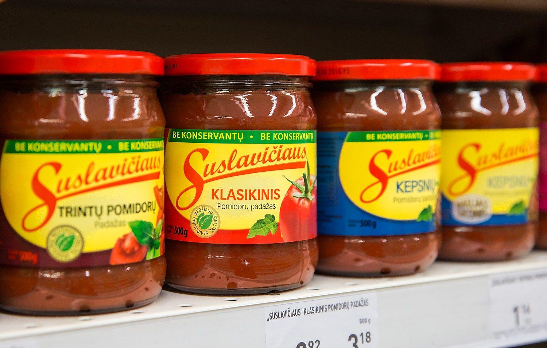 Ke�upo Lietuvoje negamins ��u�darys �Suslavi�iaus-Felix� fabrik�