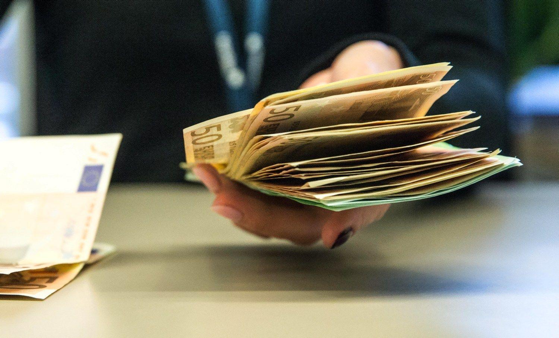 Si�lo: grynaisiais galima bus atsiskaityti iki 5.000 Eur