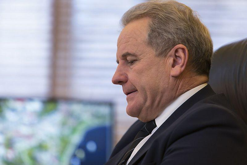 Kęstutis Trečiokas, aplinkos ministras. Vladimiro Ivanovo (VŽ) nuotr.
