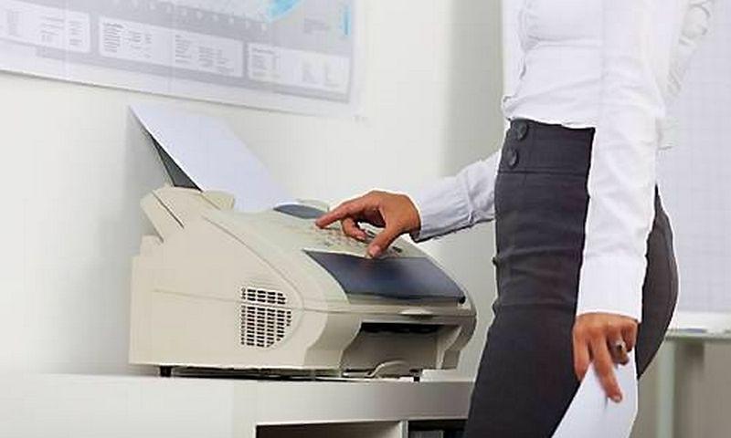 Šiuo metu Lietuvoje fakso naudojimas yra labiau susiklostęs istoriškai nei iš praktinės pusės. Matton nuotr.