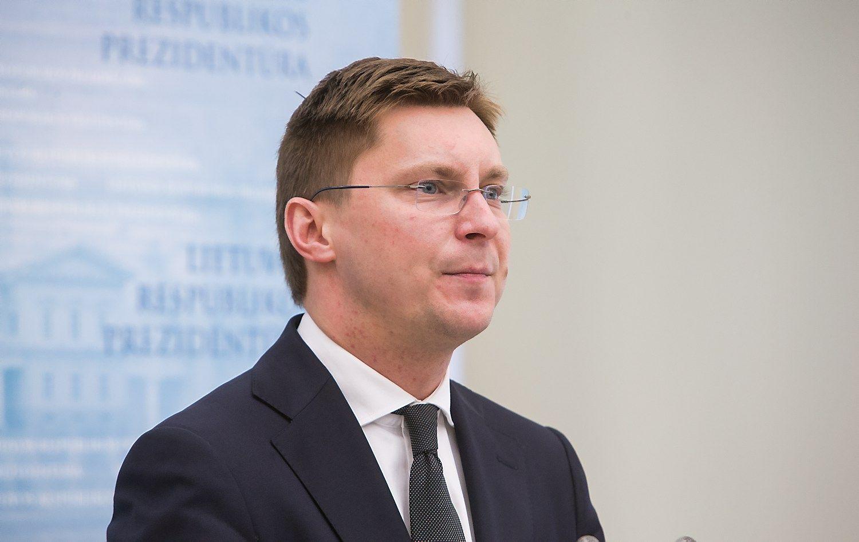 Požela paskirtas naujuoju sveikatos ministru