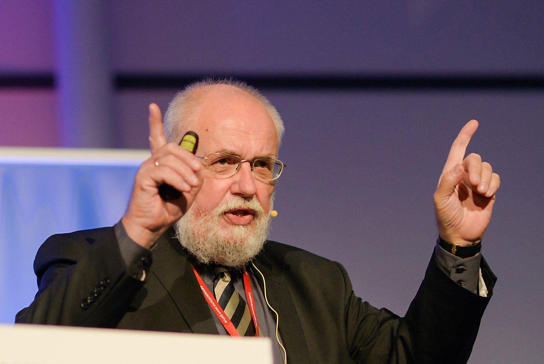 Prof. Laurinaitis: bejėgiškumas atsiranda tada, kai trūksta išminties