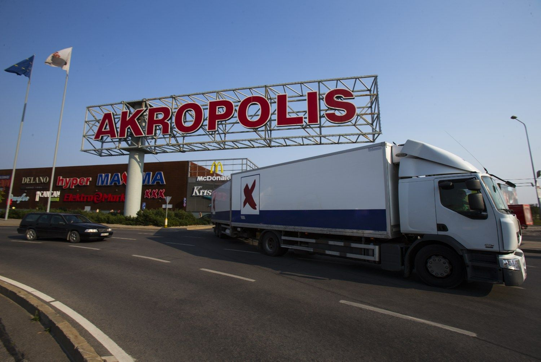 �Akropoli� sandoris: abi konflikto pus�s teisme skelbia pergal�