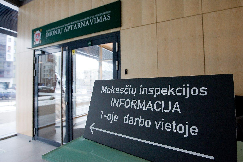 VMI jau paruošė 1,8 mln. preliminarių deklaracijų