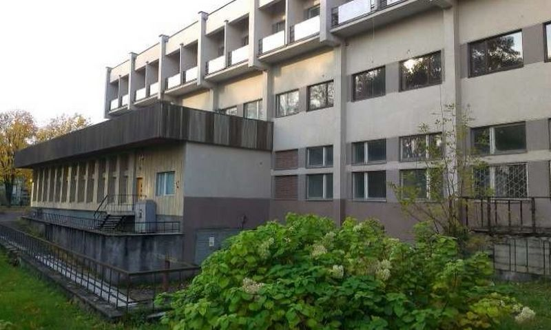 Brangiausias aukciono objektas - administracinės patalpos Druskininkuose, Kudirkos g. Lietuvos pašto nuotr.